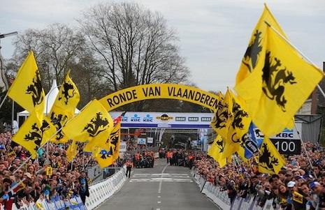 Ronde van Vlaanderen –  Trka kroz Flandriju