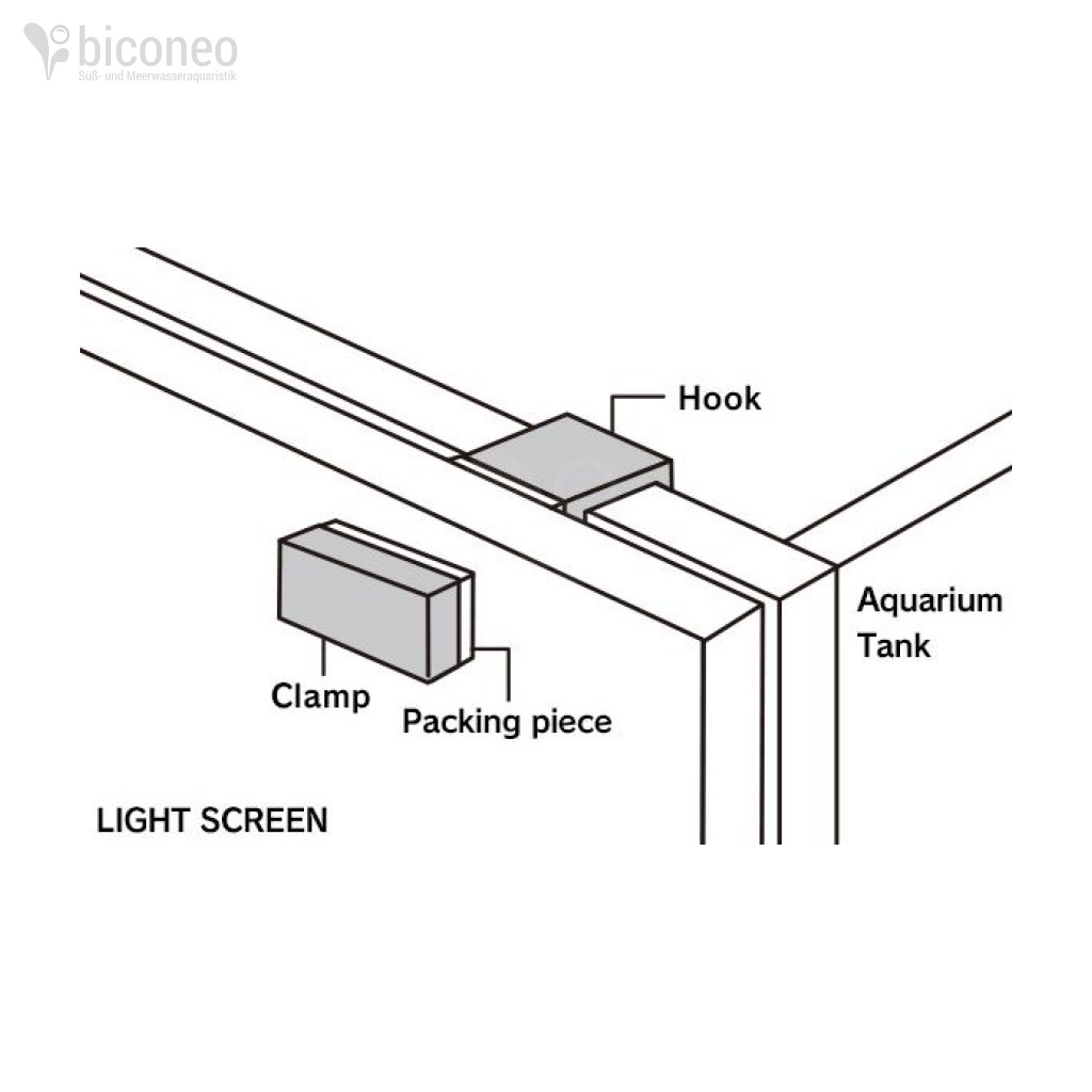 Ada Light Screen 60 Und 90