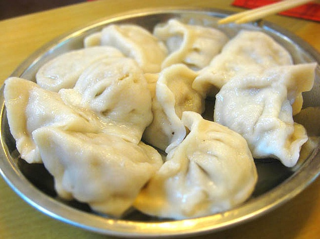 Chinese New Year Food Symbolism Dumplings