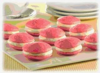 Duncan Hines Pink Cake Pops