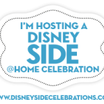 Bicultural Mama Selected to Host a #DisneySide @ Home Celebration