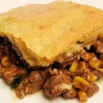 Asian Shepherd's Pie with Cornbread Recipe
