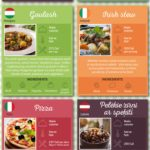 28 Countries, 28 Dishes – Europe's Top Food Picks