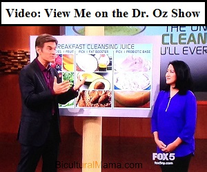 Dr Oz Bicultural Mama Ad