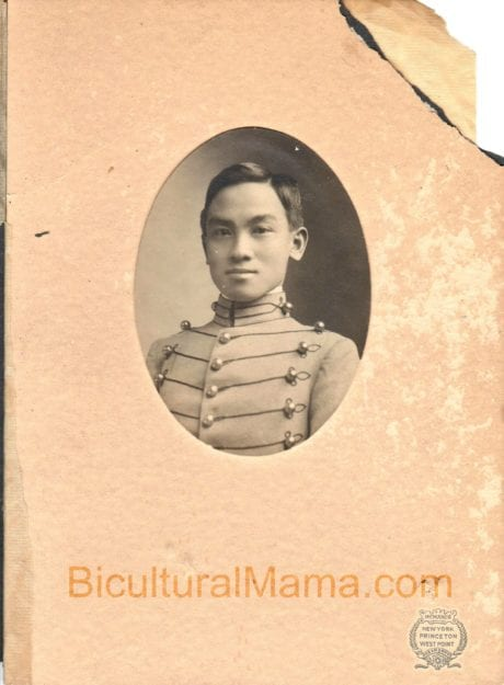Ying Hsing Wen 1907 West Point