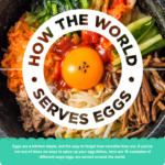 How the World Serves Eggs