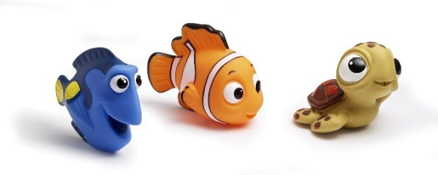 disney collection-finding-dory-bath-squirters