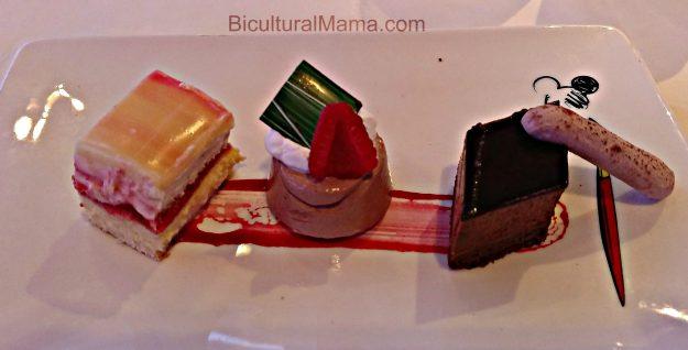 BM Disney Cruise Dessert Animators Palate