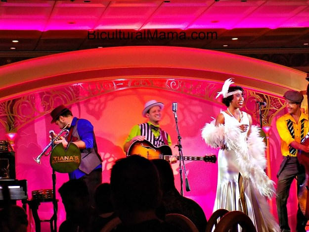 BM Disney Cruise Entertainment Tianas