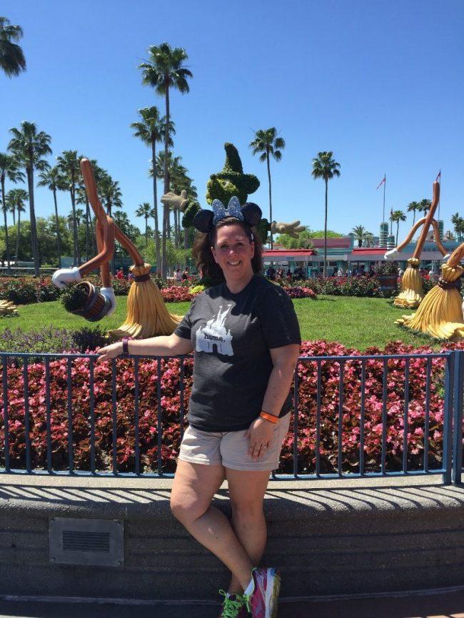 Julie Russ Disney Travel Planner