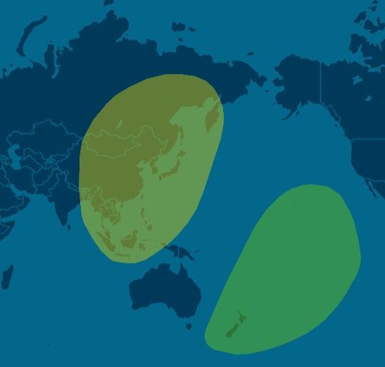 AncestryDNA Results Map DNA