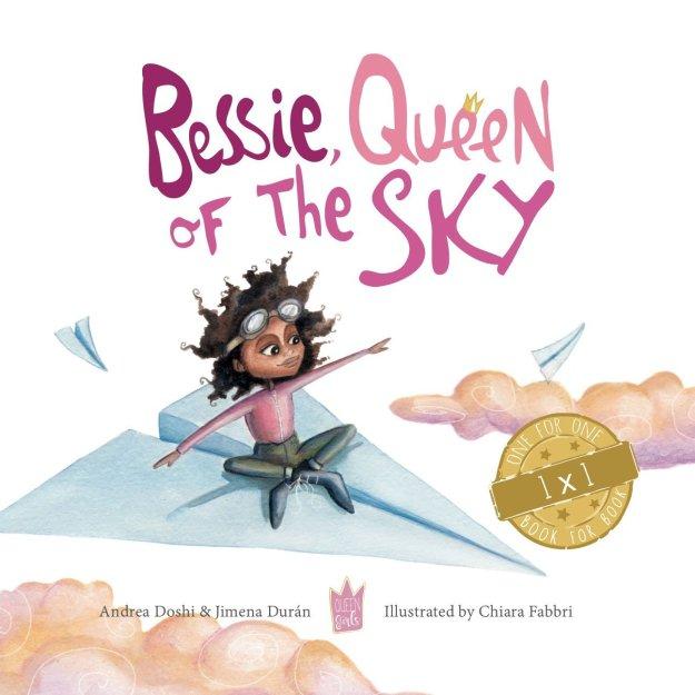 Bessie Queen of the Sky book empowering girls