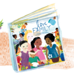 Personalize a Picture Book to Feature Your Multiracial Family
