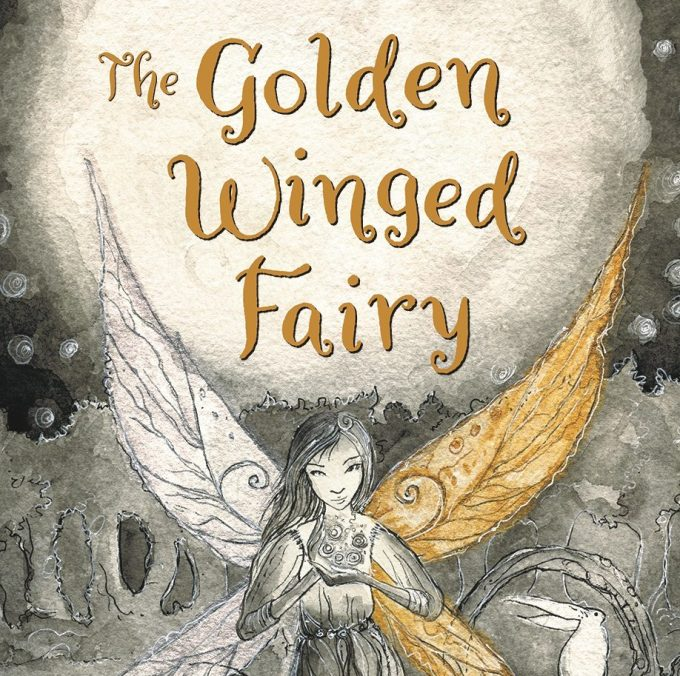 golden winged fairy cover