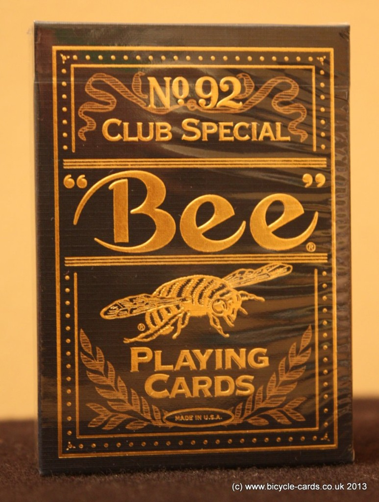 Golden Bee Playing Cards Review And Deal Wwwbicycle