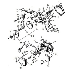 Replacement Parts  2Stroke Parts  Crank & Piston  Page