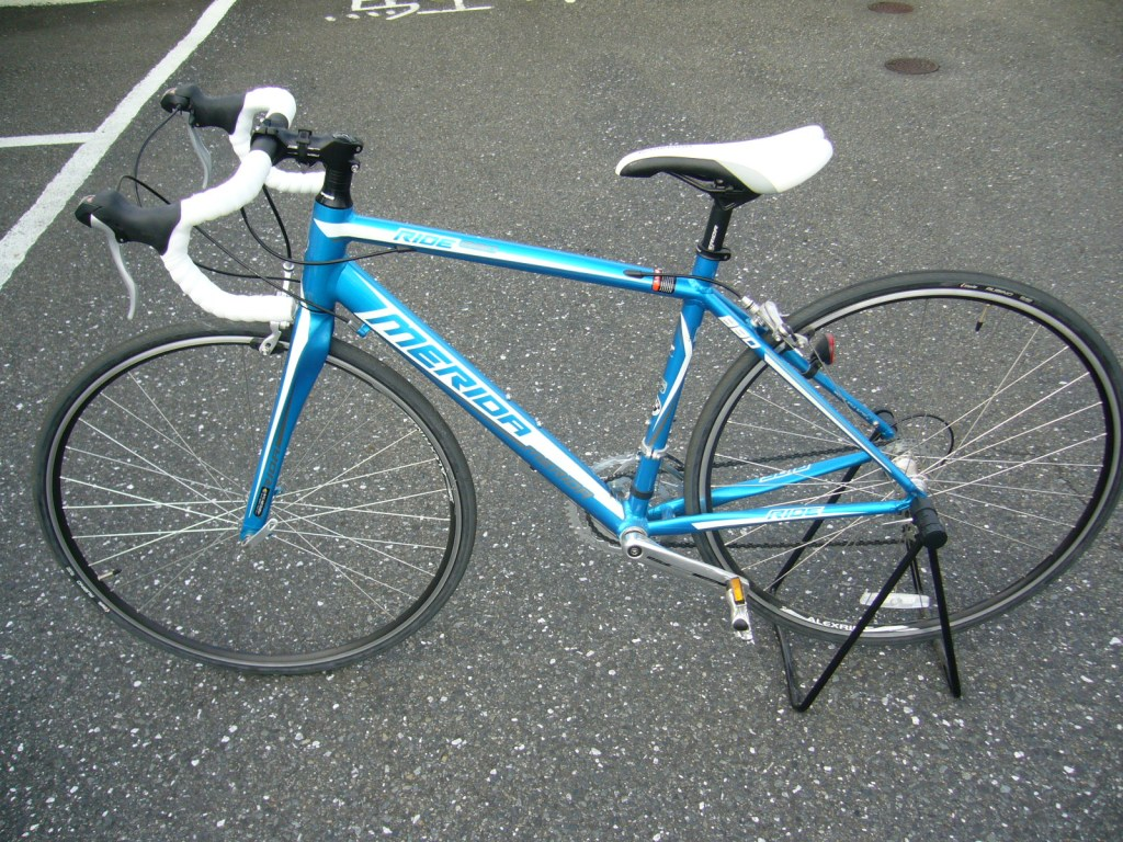 MERIDA RIDE880 メタルブリリアントブルー