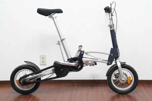 Mobiky Genius モバイキージーニアス 折畳み自転車