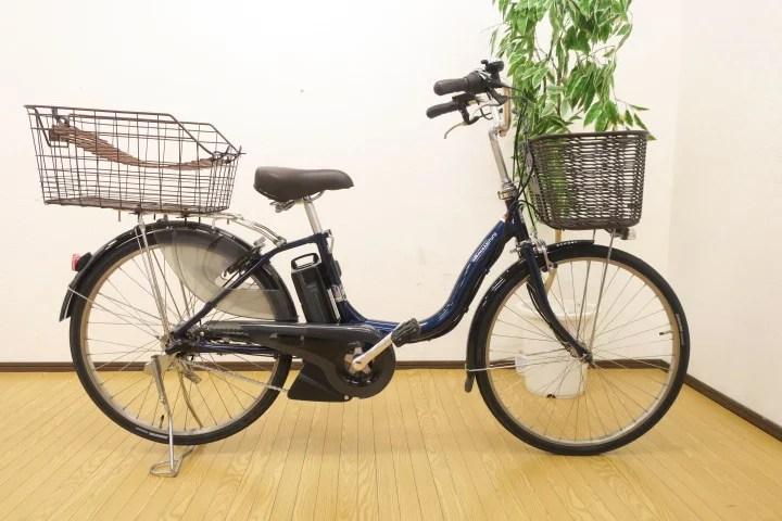 YAMAHA PAS NATURA XL (PA24NXL)2017年 12.3Ah 電動アシスト自転車