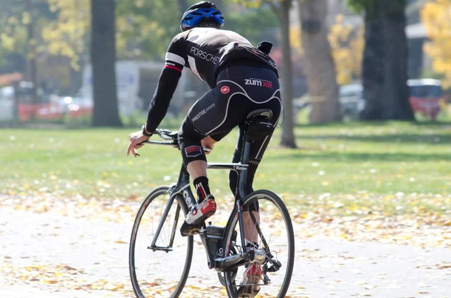 ロードバイク・コラム『スピードアップも可能な疲れ知らずのペダリング術』