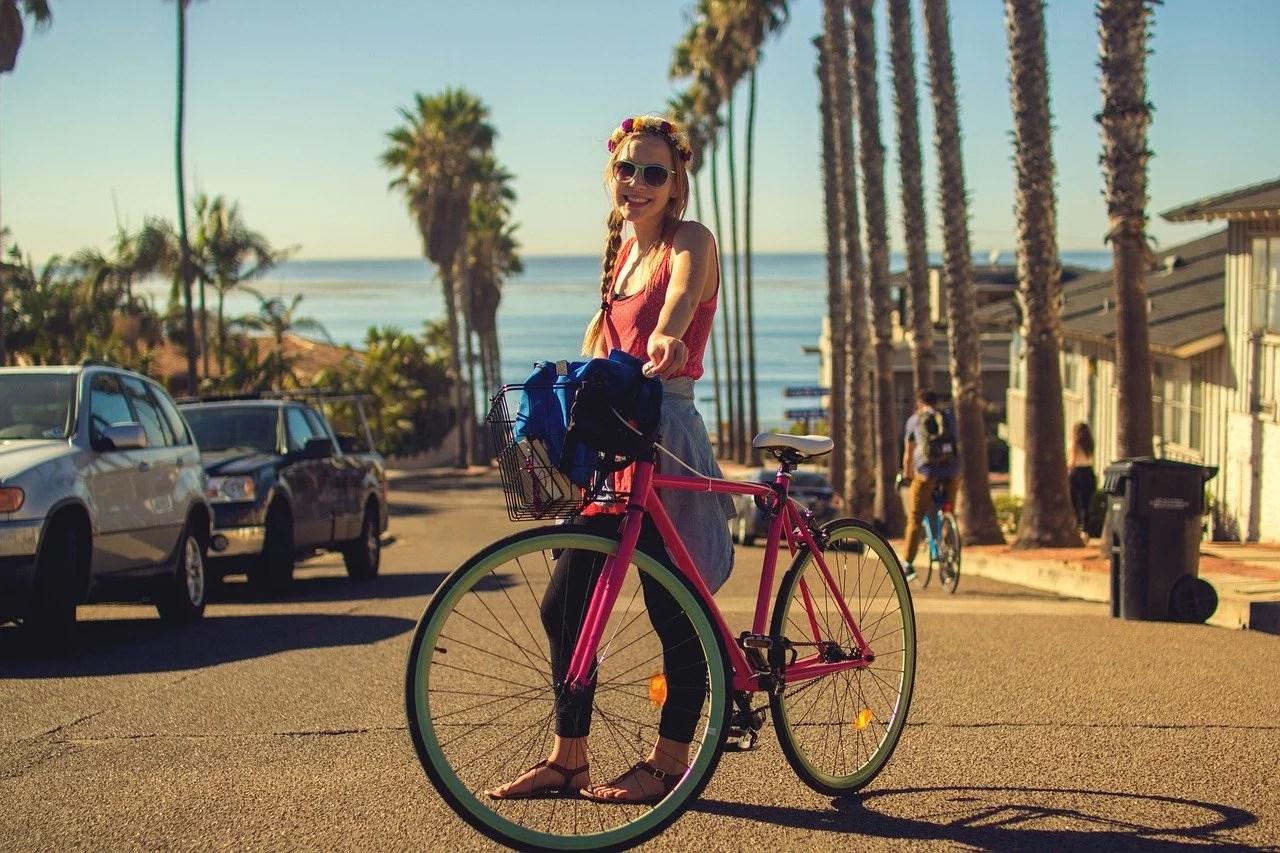 ロードバイク・コラム『女性にもおすすめのロードバイクの選び方』