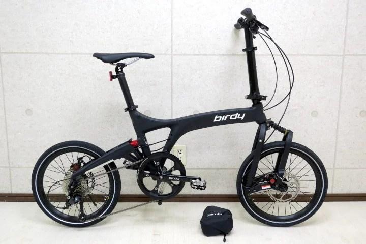 BD-1買取 Birdy Standard Disc 2019 折り畳み自転車/バーディー スタンダード
