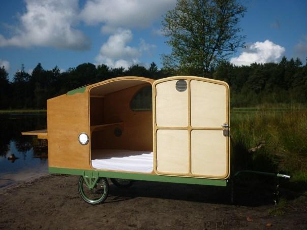 Bicycle Caravan / Bicycle Camper | Bicycle caravan