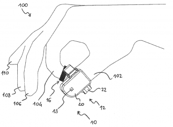 Campy wants to patent finger-tip shifting technology.