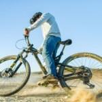 Boulder Denim offers jeans for mountain biking