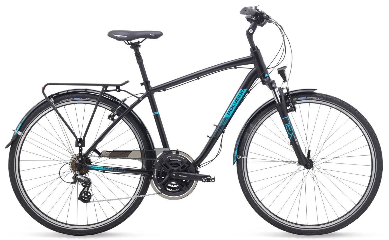 Polygon Sierra Deluxe Sport Men City Bike