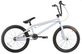 Grenade Launch Mens BMX Bike White 20″