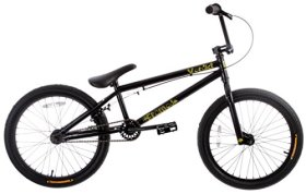 Framed Verdict BMX Bike Black/Yellow 20″