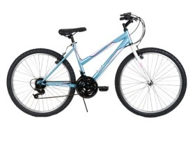 Huffy Bicycle Company 26214 Women's Granite Bike, Robin's Egg Blue, 26-Inch