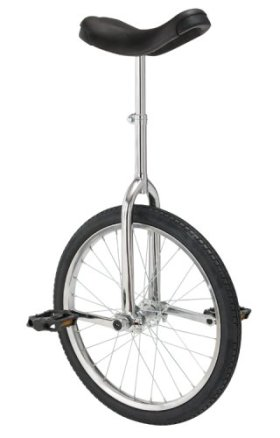 Avenir Deluxe Unicycle (16-Inch Wheel)