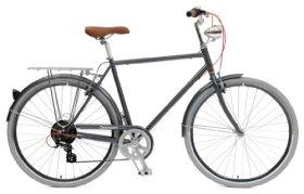 Retrospec Bicycles Diamond Frame Sid-7 Hybrid Urban Commuter Road Bicycle