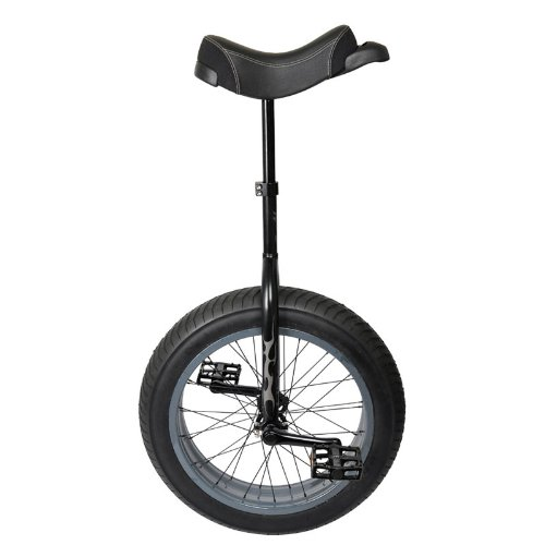 Sun XL Unicycle 20″ x 4-1/4″ Black