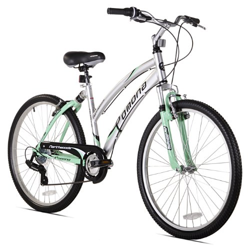 Northwoods Pomona Women's Cruiser Bike (26-Inch Wheels)