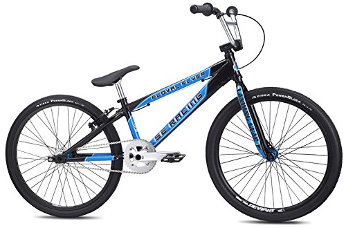 SE Floval Flyer 24 BMX Bike Black 24in Mens – '14