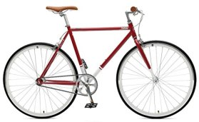 Critical Cycles Harper Single-Speed Fixed Gear Urban Commuter Bike
