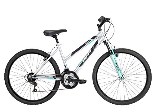 Huffy Bicycle Company Ladies Number 26335 Alpine Bike, 26-Inch, Silver