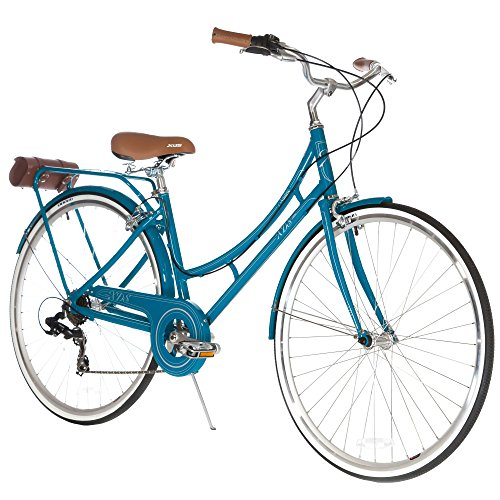 XDS Nadine 7-Speed Aluminum Comfort Bike, Teal