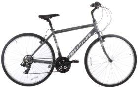 Framed Elite 1.0 CT Men's Bike Silver/White/Black 19in