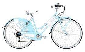 Huffy Bicycle Women's 700C Main Street Lexington Bike, 26″/Large