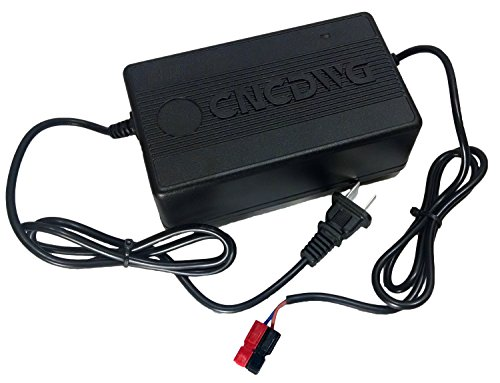 36 Volt – Sealed Lead Acid Battery Charger for Electric Bicycles – Output: 2.5-2.85a – Includes Anderson Powerpole Connector