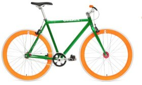 "Create Bikes ""The Original"" Fixed Gear Single Speed Bicycle"