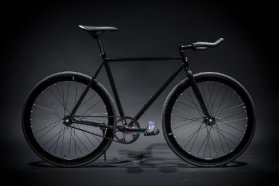 State Bicycle Co. Fixed Gear / Fixie Single Speed Bike, Limited Edition Galaxy