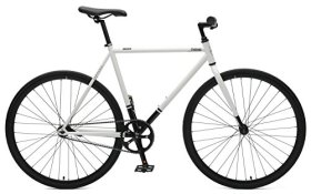 Critical Cycles Harper Coaster Fixie Style Single-Speed Commuter Bike with Foot Brake