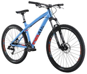 Diamondback Bicycles Hook Hard Tail Complete Mountain Bike, 18″/Medium, Blue