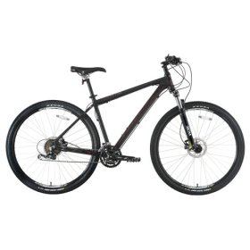 BikeHard Battle 29er 15″ Matte/Gloss Black