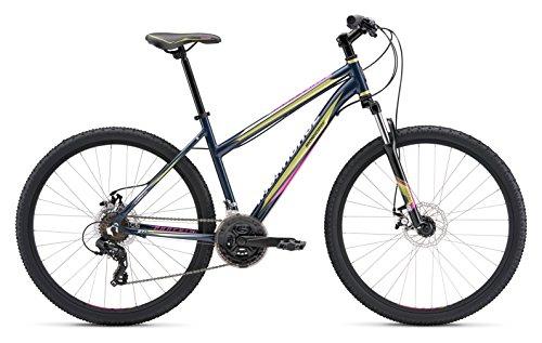 Iron Horse Women's Phoenix 1.3 Slate IH1136FM 16 Mountain Bicycle, 16″/Small, Slate Blue